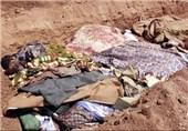 گور دسته جمعی متعلق به داعش