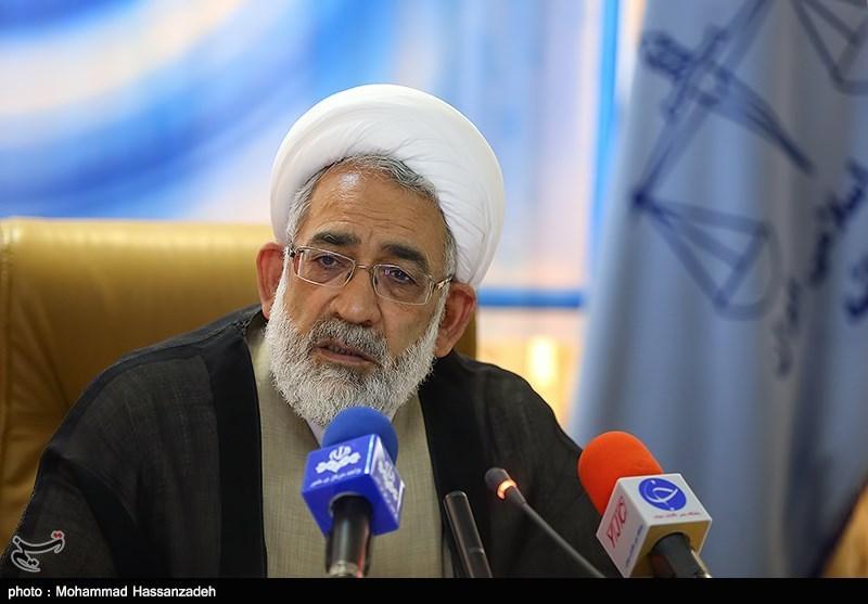 حجتالاسلام محمد جعفر منتظری رئیس دیوان عدالت اداری