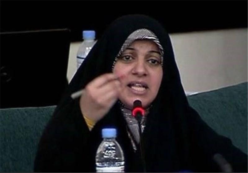 """هدى سجاد: النجیفی باع الموصل الى """"داعش"""" بالتعاون مع الاکراد"""