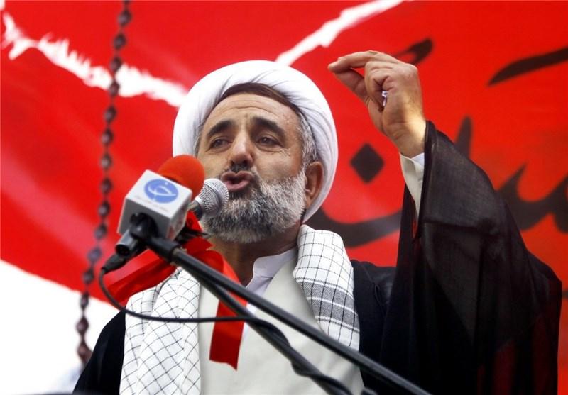 بهمن تماشایی 97| ذوالنور: ملت ایران در راهپیمایی 22 بهمن خروش دشمنشکن داشت