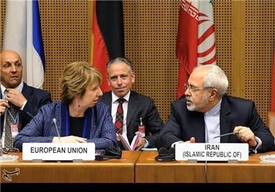 اختتام الاجتماع الرسمی بین ایران الاسلامیة ومجموعة السداسیة