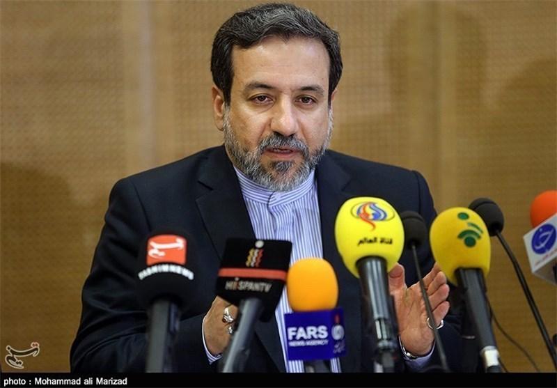 عراقچی: مذاکره سه جانبه ظریف، اشتون و کری چهارشنبه آینده در وین برگزار میشود