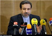 Iran's Araqchi Holds News Conference in Vienna