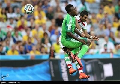 مهرداد پولادی، ایران - نیجریه