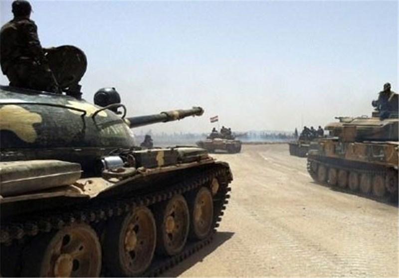 الجیش السوری ینفذ عملیات فی حلب ومسلحی درعا یوجهون نداءات لأنصارهم لإیقاف تقدم الجیش