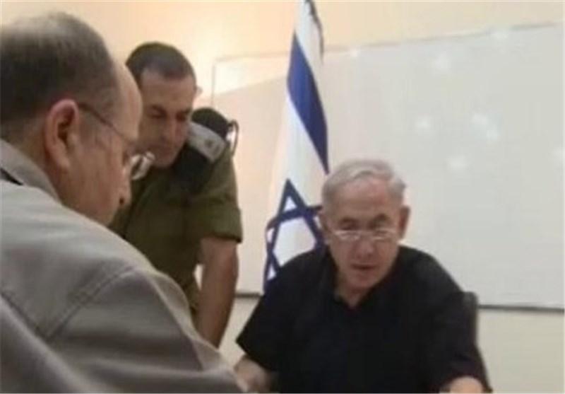 إسرائيل عقاب الفلسطينيين