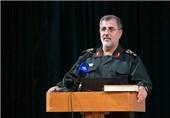 نیروهای مقاومت در کنار مستشاران ایرانی روی زمین در حال نابودی داعش هستند