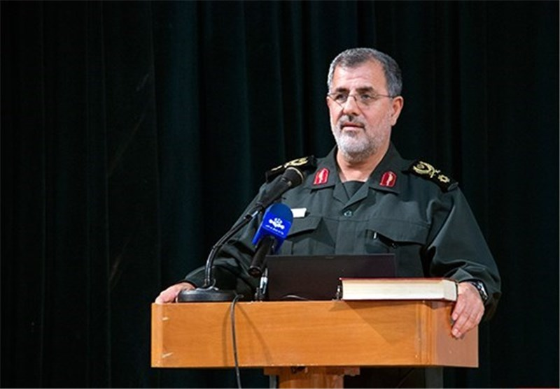 Arrogant Powers Plotting to Divide Muslims to Keep Israel Secure: IRGC Commander