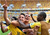 World Cup 2014: Colombia Beats Ivory Coast 2-1