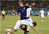 Japan Held by 10-Man Greece in World Cup Group C