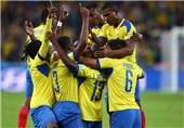 FIFA World Cup: Ecuador 2, Honduras 1