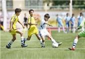 نخستین دوره فستیوال مدرسه فوتبال بوشهر اجرا شد