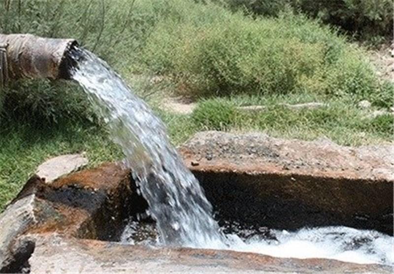 چاه آب