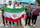 ماجرای پسر گمشدهای که در جایگاه ویژه پیروزی ایران را دید