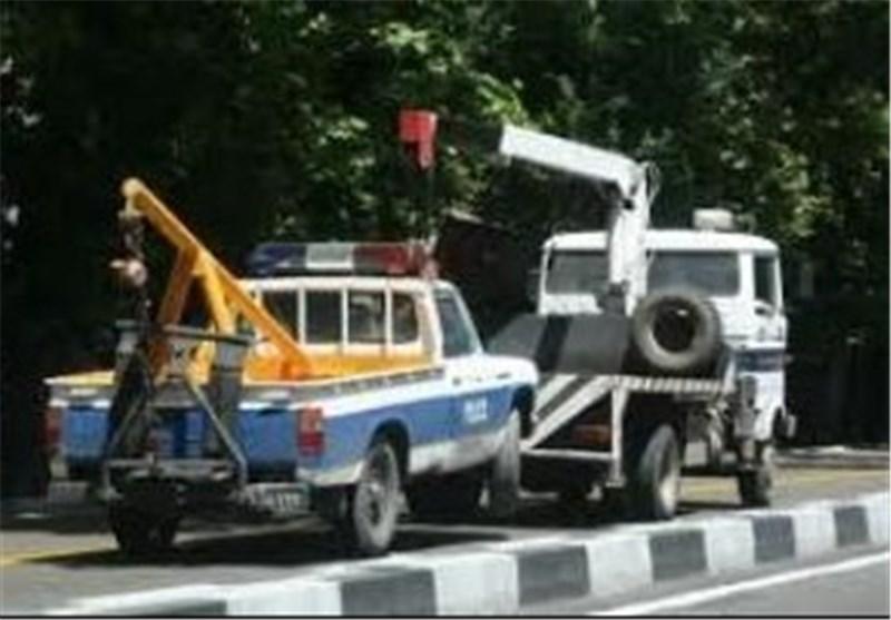 کلاهبرداری از خودروها با جعل عنوان امداد خودرو در تهران