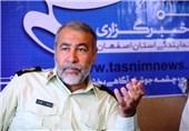 دستگیری 30 باند بزرگ مجرمان جرایم خشن و کشف 5 میلیارد اموال مسروقه در اصفهان