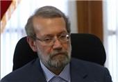 لاریجانی: سازمان هواپیمایی علت سقوط هواپیمای مسافربری را بررسی کند