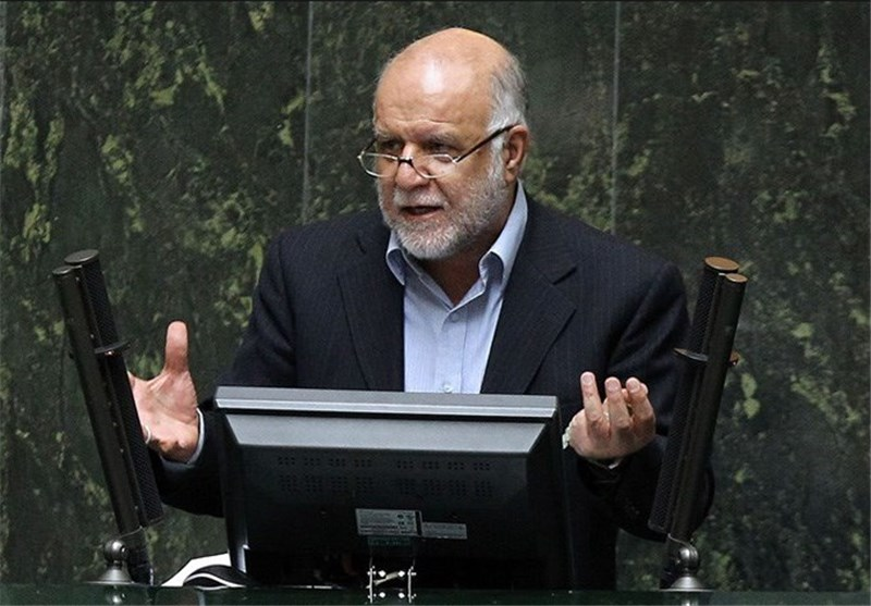 Iranian Oil Minister Defends Gas Deal with Total in Parliament
