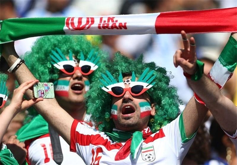 نهایة الشوط الاول لمباراة ایران وسوریا بتعادل سلبی