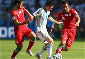 Brave Iran Loses to Argentina in Injury Time +Photos