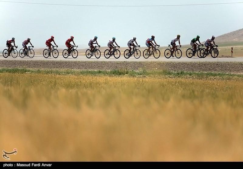 نتایج تیمی چهارمین مرحله تور ایران-آذربایجان اعلام شد