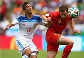 سوئیس - روسیه جام جهانی