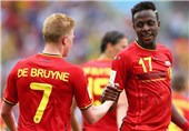 Belgium Books A Place in Last 16 after Beating Russia