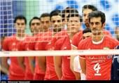 دیدار ایران و ایتالیا از دریچه دوربین تسنیم