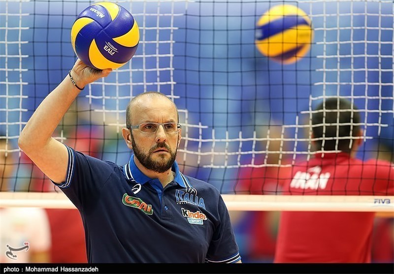 Mauro Berruto Shortlisted for Iran Volleyball Team
