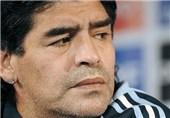 مارادونا: بهشت را هم به مسی میدهم اما توپ طلای جام جهانی حق او نبود