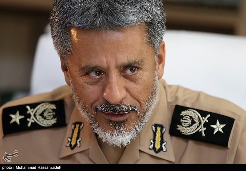 مصاحبه با امیر دریادار حبیب الله سیاری فرمانده نیروی دریایی ارتش