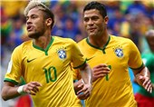 Brazil to Face Chile in Round of 16