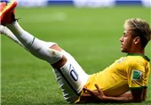 Brazil's Neymar to Miss Rest of World Cup