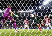 World Cup 2014: Mexico 3 – 1 Croatia