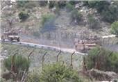 رزمایش نظامی اسرائیل در مزارع شبعا