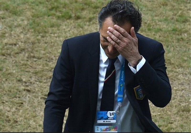 پراندلی: زخم حذف ایتالیا از جام جهانی، برای من هرگز التیام نمییابد