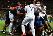 Greece Advances with Last-Gasp Penalty