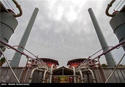 اولین تاسیسات نفتی ایران و خاورمیانه در مسجد سلیمان