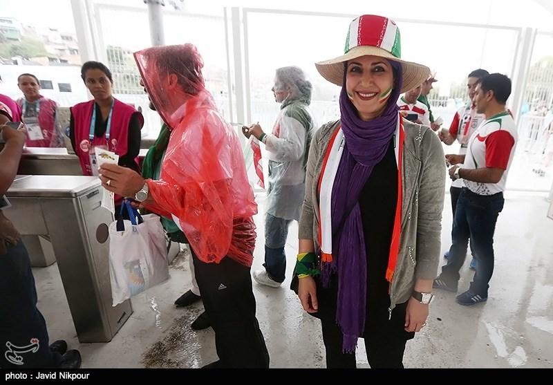 هنرمندان در برزیل نرگس محمدی لیندا کیانی در برزیل عکس جام جهانی برزیل عکس ایران بوسنی جام جهانی برزیل بازیگران در برزیل اخبار جام جهانی برزیل