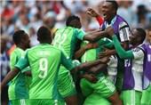 نیجریه اولین مسافر آفریقایی جامجهانی شد