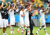 Iran Drops in FIFA World Rankings
