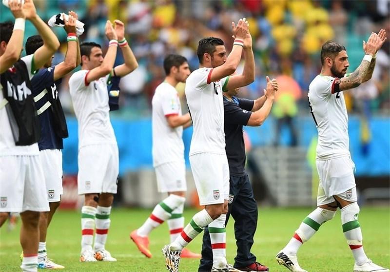 Iran Drops in FIFA World Rankings