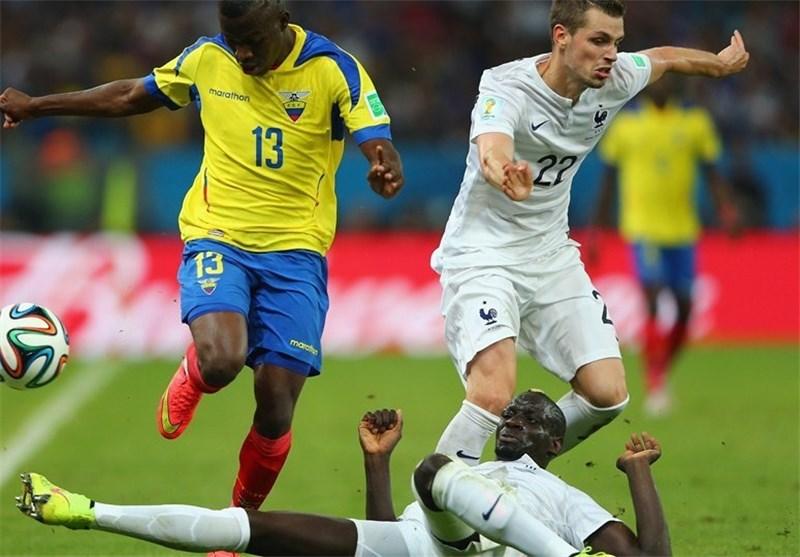 France Wins Group E with Draw against Ecuador