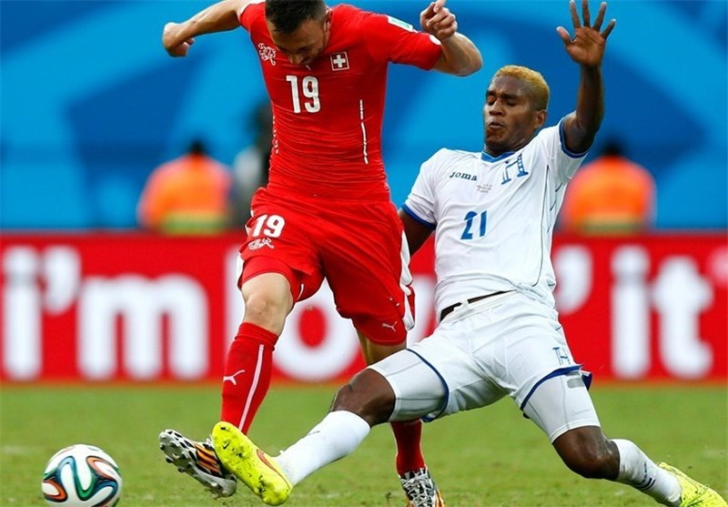 World Cup 2014: Switzerland 3 – 0 Honduras