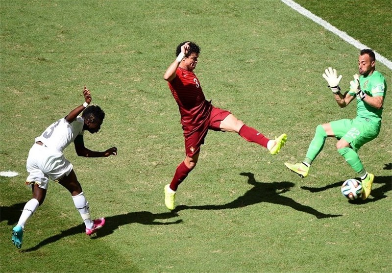 Portugal Beats Ghana 2-1, Both Exit World Cup