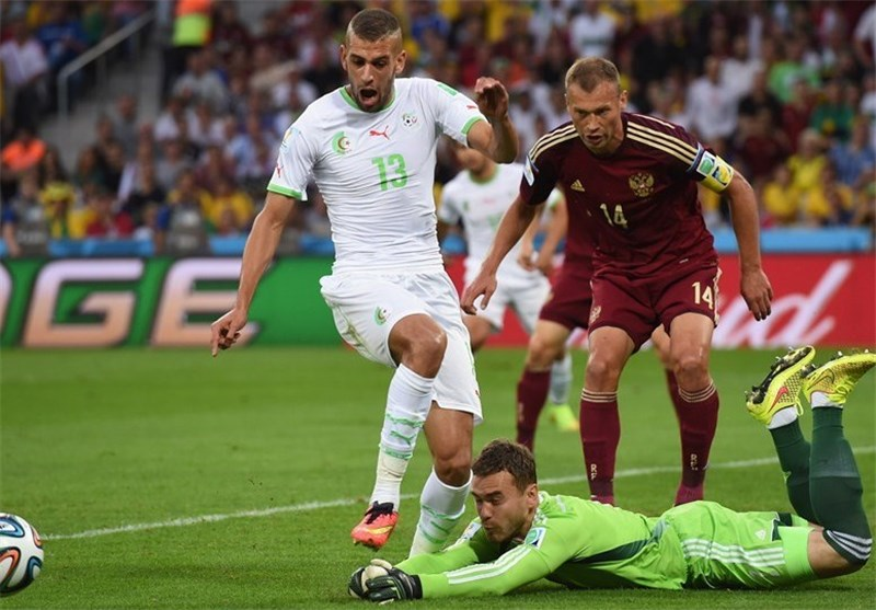 World Cup 2014: Algeria Sends Russia Home