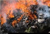 1000 کیلوگرم مواد مخدر در گیلان امحا شد