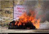 4 تن مواد مخدر غیر دارویی در شهرستان بیرجند امحا شد