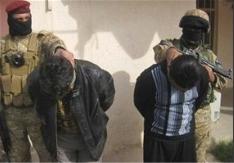 "هروب جماعی لعناصر عصابة "" داعش"" الإرهابیة من تکریت باتجاه کرکوک بزی النساء؟!!"