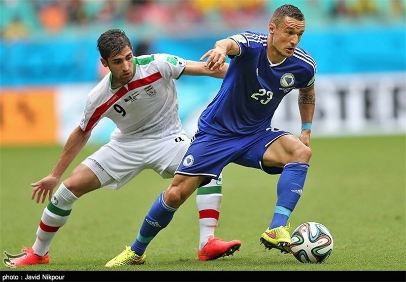 Iran Football Team Edges Benfica in Friendly